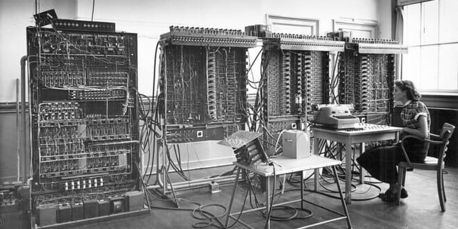 ترانزیستور لامپ خلا رله و کامپیوتر