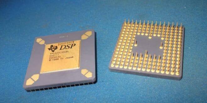 آموزش پردازنده های DSP